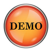 Demo icon — Stock fotografie