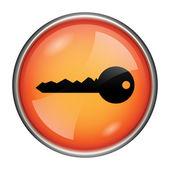 ícone de chave — Foto Stock