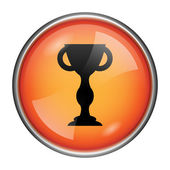 Winners cup icon — Foto Stock