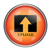 Upload icon — Stock fotografie