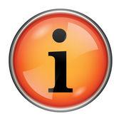 Info-ikonen — Stockfoto
