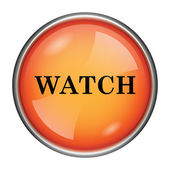 Watch icon — Foto Stock