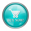 Buy now shopping cart icon — Stock Photo #40141445