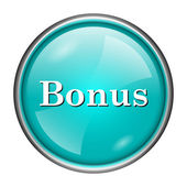 Bonus icon — Stock Photo