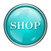 Shop icon — Stock Photo