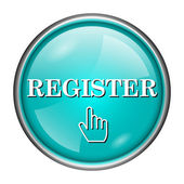 Register icon — Stockfoto