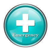 Icona di emergenza — Foto Stock