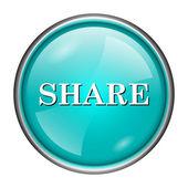 Share icon — Stock Photo