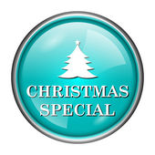Christmas special icon — Foto Stock