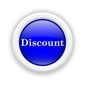 Discount icon — Stockfoto