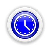 Saat simgesi — Stok fotoğraf