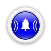 Ikona dzwonka — Zdjęcie stockowe