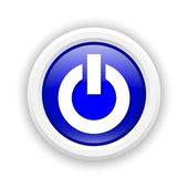 Power-Button-Symbol — Stockfoto