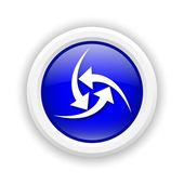 Символ изменения — Стоковое фото
