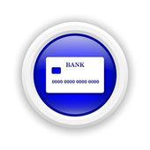 Icono de la tarjeta — Foto de Stock