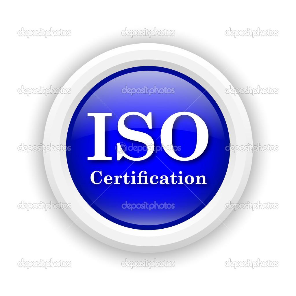 значок сертификации: