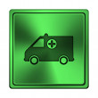 Ambulance icon — Stock Photo #41339403