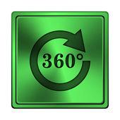 Reload 360 icon — Stock Photo