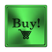 Buy icon — Stock Photo