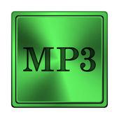 Mp3 的图标 — 图库照片