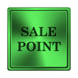 Sale point icon — 图库照片