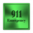911 Emergency icon — Stock Photo #41340465