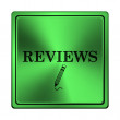 Stock Photo: Reviews icon