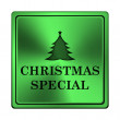 Stock Photo: Christmas special icon