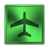 Plane icon — Stockfoto