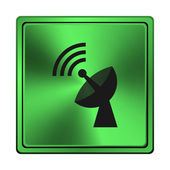 Wireless antenna icon — Foto de Stock