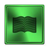 书本图标 — 图库照片