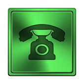 电话图标 — 图库照片