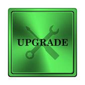 Upgrade icon — Stock Photo