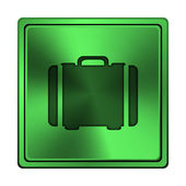 Suitcase icon — Stock Photo