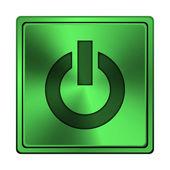 Güç düğmesi simgesi — Stok fotoğraf