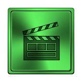 Movie icon — Fotografia Stock