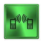 Communication icon — Stock Photo