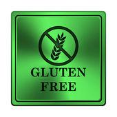 Gluten gratis icon — Stockfoto