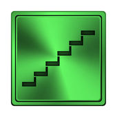Stairs icon — Stockfoto
