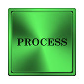 ícone do processo — Foto Stock