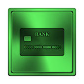 Card icon — Stock Photo