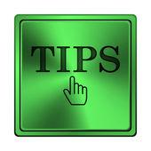 Tips pictogram — Stockfoto