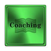 Icono de coaching — Foto de Stock