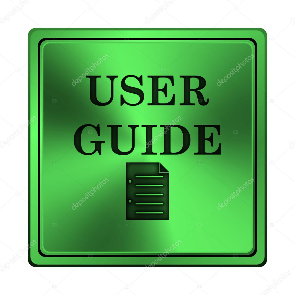 User guide icon stock photo valentint 41340065 for Vector canape user manual