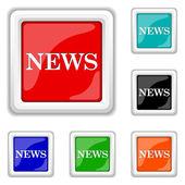 News icon — Stock Vector