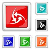 Change icon — Stock Vector