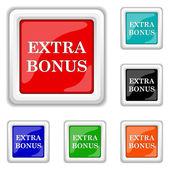 Icona di bonus extra — Vettoriale Stock
