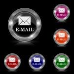 E-mail icon — Stock Vector #45476001