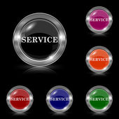 Service icon — Wektor stockowy