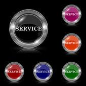 Service icon — Vetorial Stock